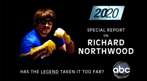 In the wake of the ongoing Charlie Sheen disaster, Richard Northwood was also interviewed by ABC's Andrea Canning for a special edition of 20/20.