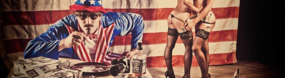 Richard Northwood's America