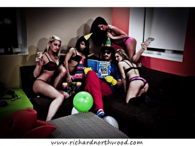 Richard Northwood's Birthday 2011
